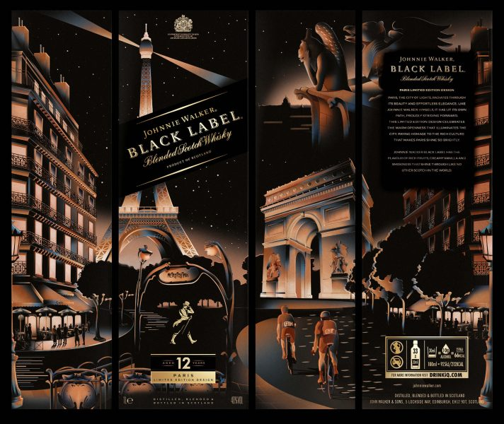 Bloom - Johnnie Walker - Paris