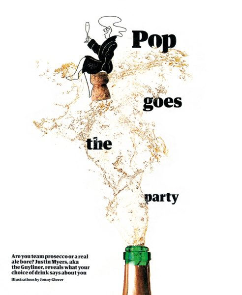 Pop Goes The Party - The Guardian editorial