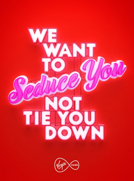Seduce You / Virgin Media
