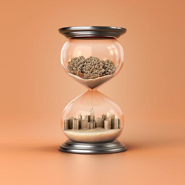 Environment Hourglass