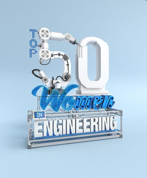 Top 50 Women in Engineering