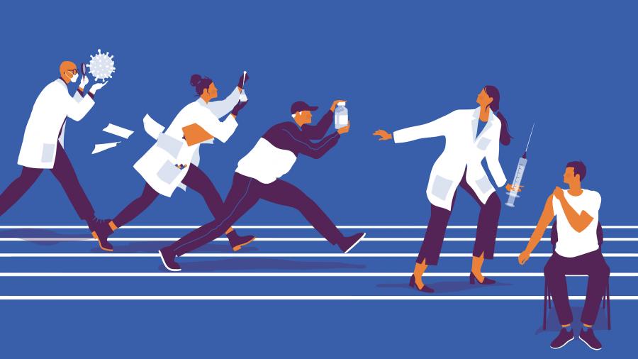 The Economist: Run, don't walk