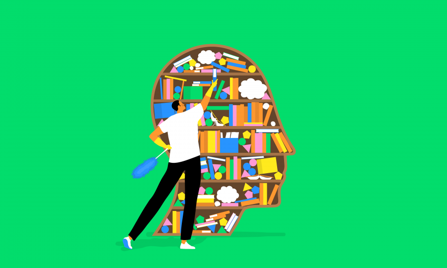 TED: Declutter Your Brain