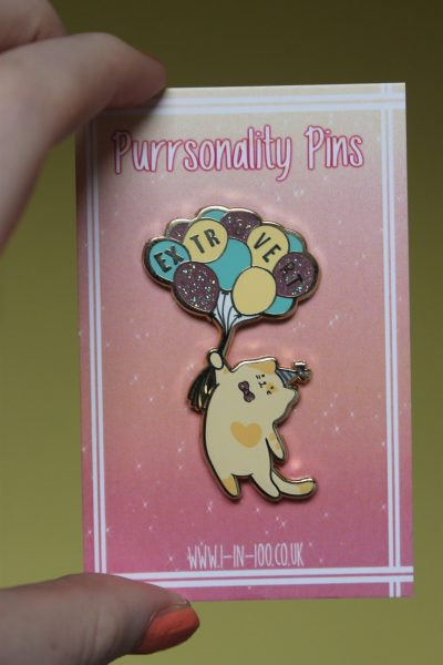 Extrovert Pin