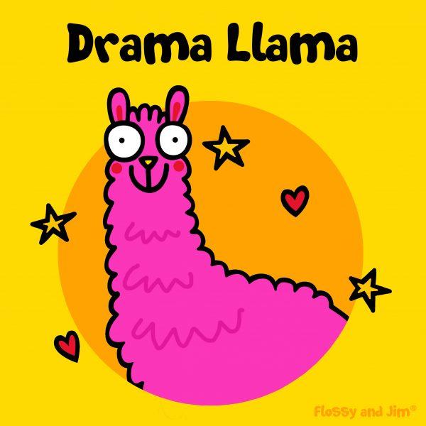 Drama Llama Design
