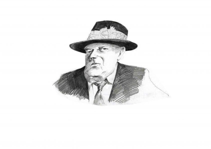 GEORGE MELLEY