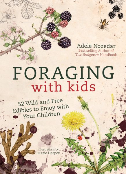Foraging with Kids Cover artwork
