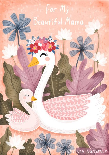 Preview-LivWan-Swan-Mother's-Day-Card-2