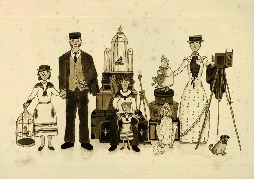 The Brassey Family