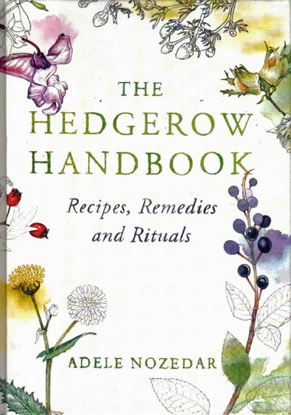 The Hedgerow Handbook cover