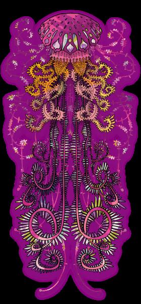 Decorative Jellyfish
