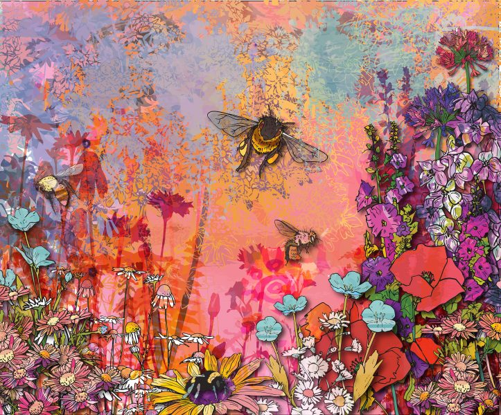 Buzzin Bees