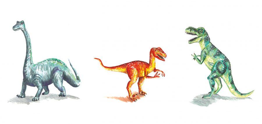Dino Trio
