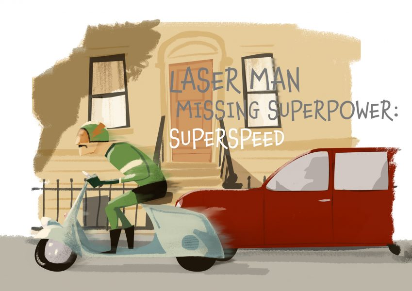 MissingSuperpower