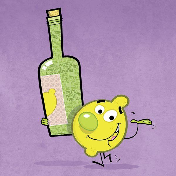 Gary Swift / Lemonade Illustration Agency