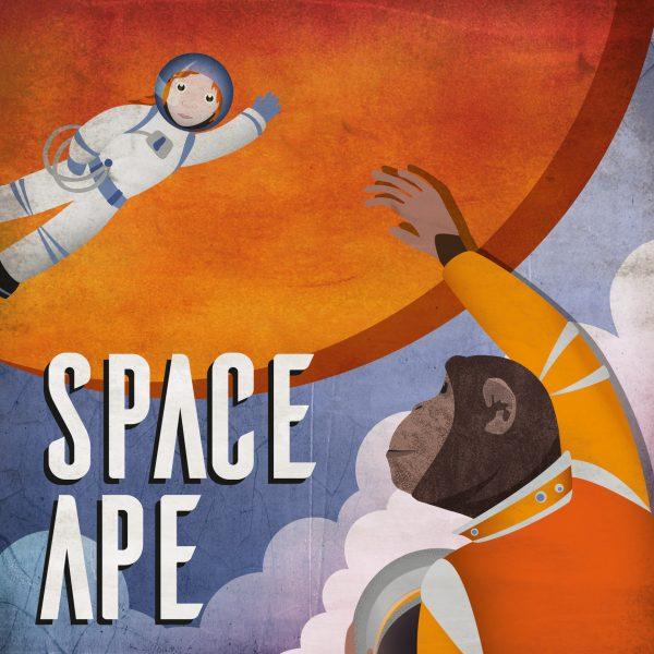 Space Ape for redbridge arts