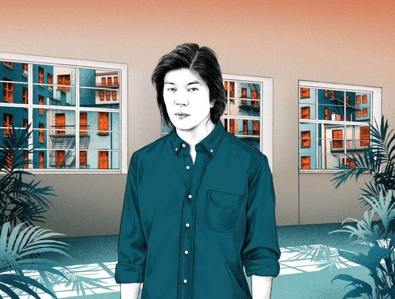 Portrait for James Iha