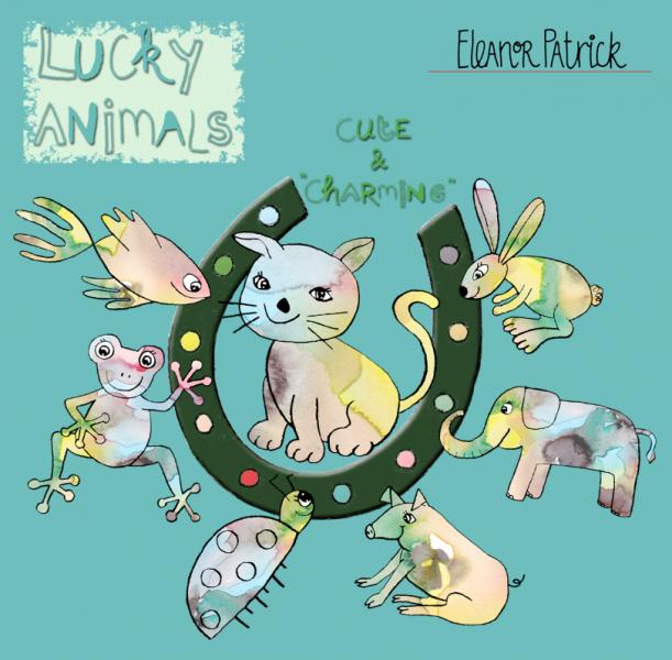 lucky animal charms