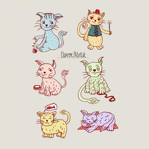 Cat array