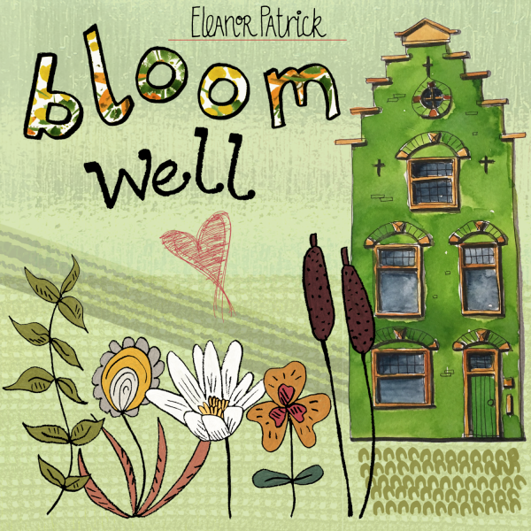 Bloom well greeting card