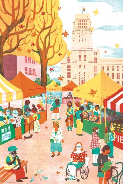 Bloomsbury Market