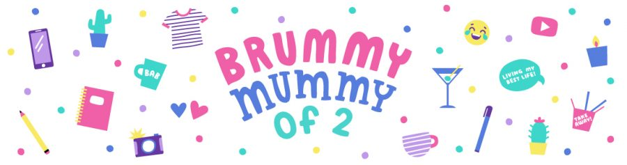 Brummy Mummy Of 2 Banner