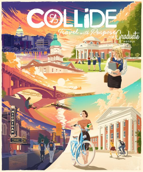 COLLiDE: Travel with Purpose Vol. 4