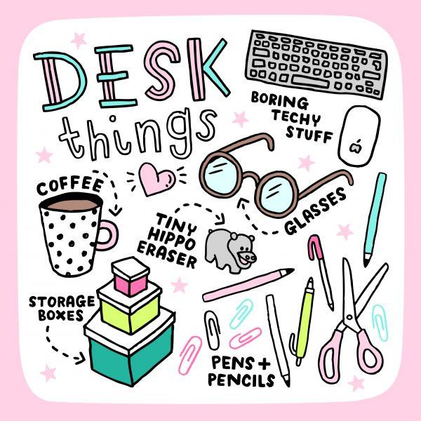 Desk Things