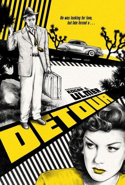Detour Film Poster