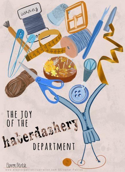 Joy of haberdashery