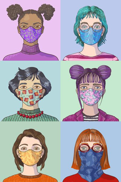 Face Mask Fashion