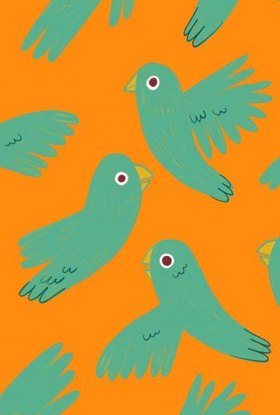 Parakeets of London final