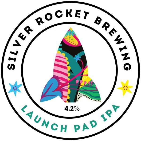 Silver Rocket Brewing logo