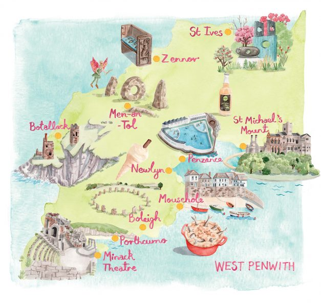 West Penwith for Britain Magazine