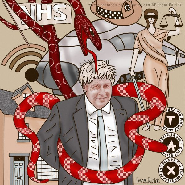 Boris and the snakes