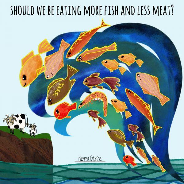 meat fish dilemma