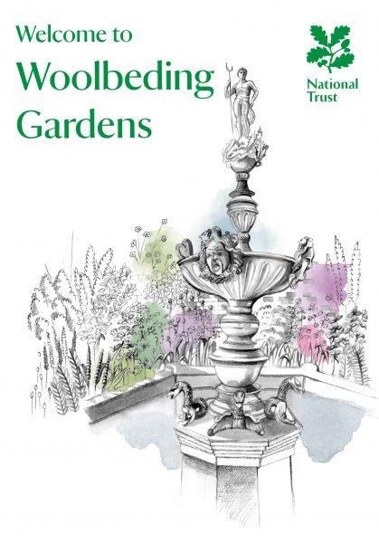 National Trust visitor leaflet