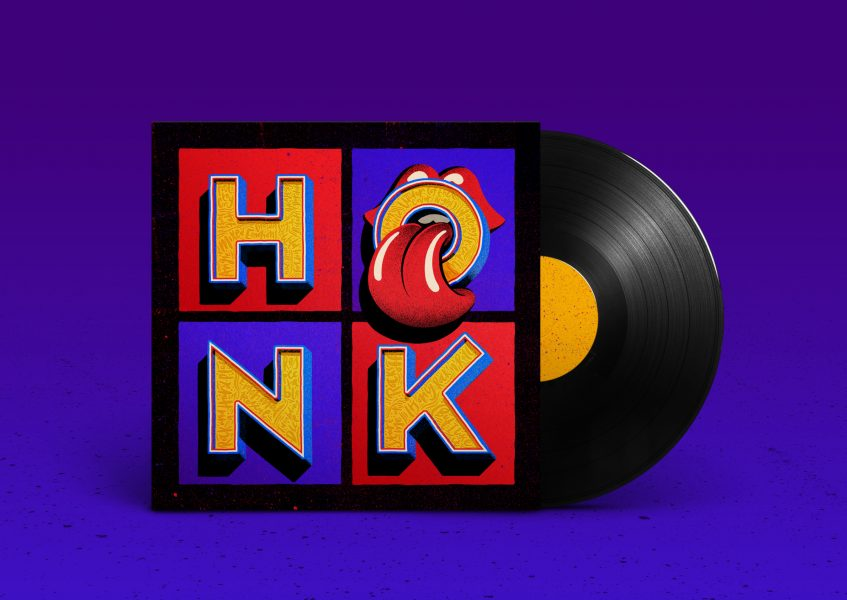 HONK / The Rolling Stones