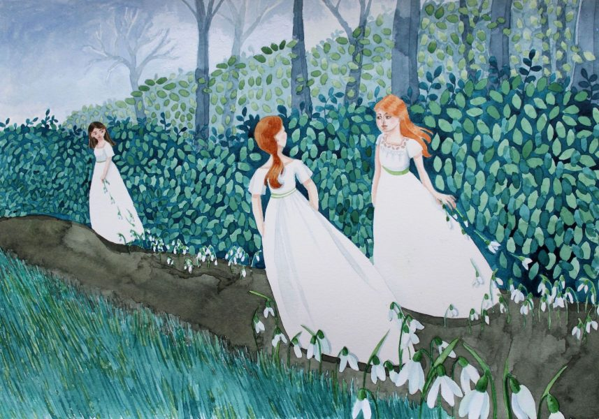 4.February's Maids