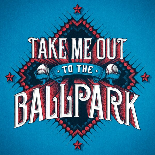 Take Me Out To The Ballpark / Southern Living Magazine