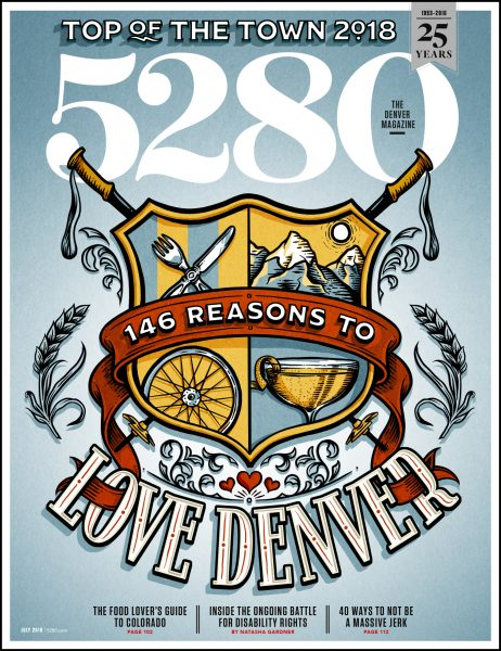 146 Reasons To Love Denver / 5280
