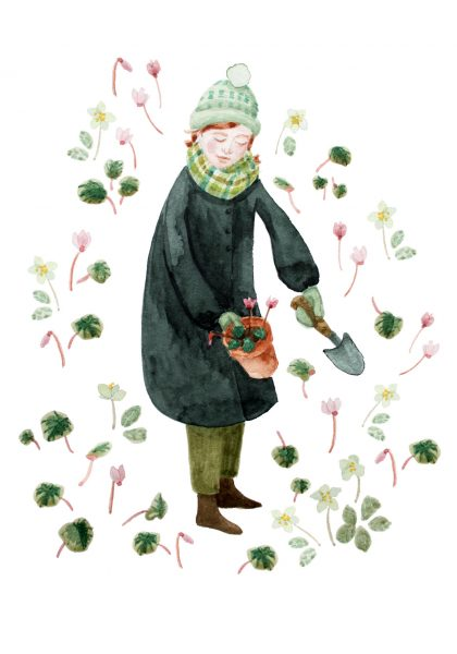 January Gardening