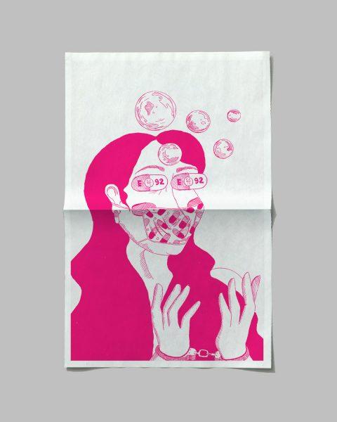 OCD pink