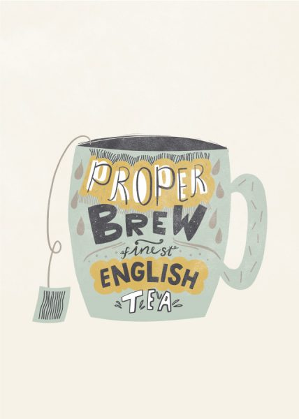 English Tea | PROPER BREW |
