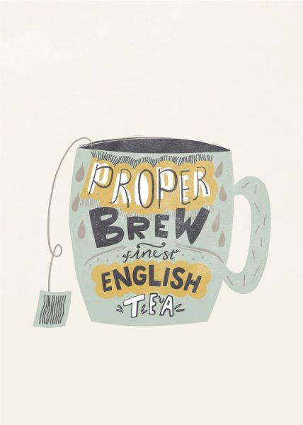 English Tea | PROPER BREW |