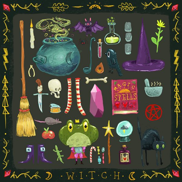 Witch essentials
