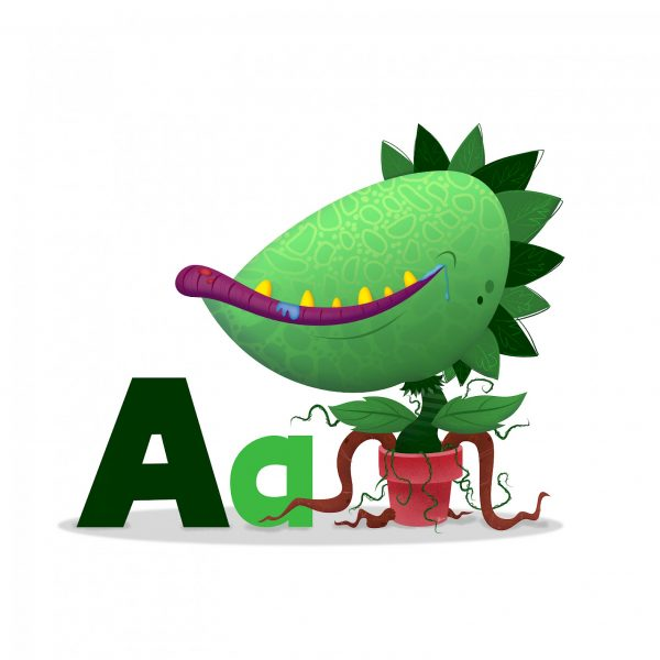 Movie Monsters ABC: Audrey 2