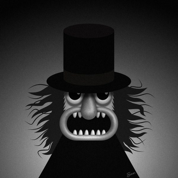 Movie Monsters ABC: The Babadook