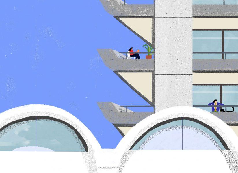 barbican building