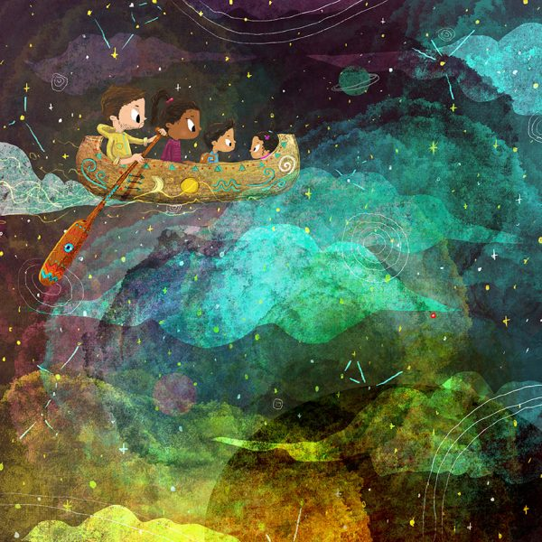 space canoe